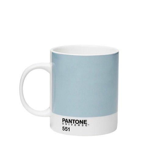 pantone universe becher 375 ml light blue 551 new bone. Black Bedroom Furniture Sets. Home Design Ideas