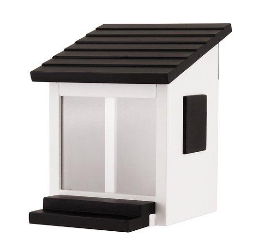 wildlife garden futterbox f r eichh rnchen wei kaufen. Black Bedroom Furniture Sets. Home Design Ideas