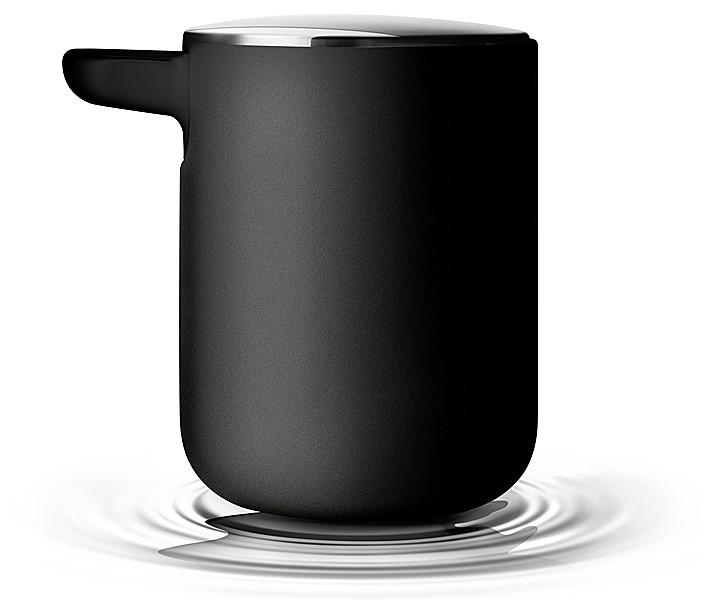 seifenspender norm schwarz seifenspender sp len co. Black Bedroom Furniture Sets. Home Design Ideas