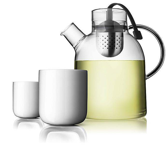 teekanne kettle glas mit tee ei 1 5l tee kaffee tee essen trinken. Black Bedroom Furniture Sets. Home Design Ideas