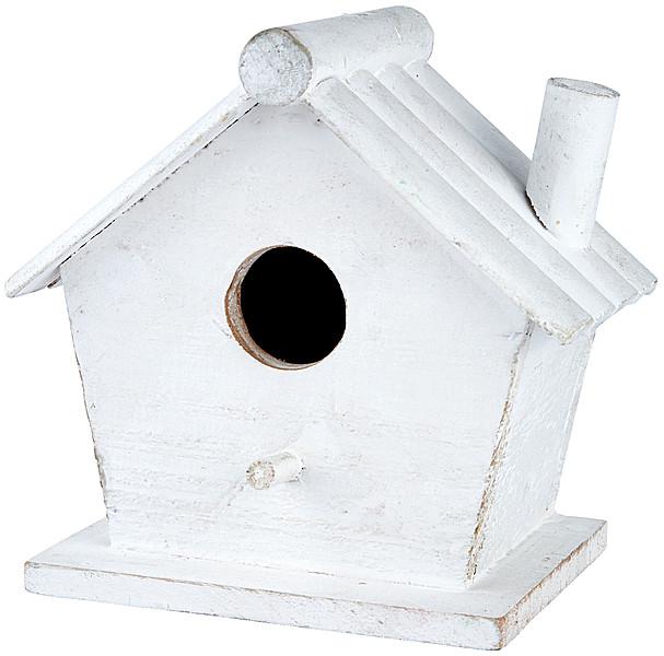 vogelhaus weiss vogelh user garten