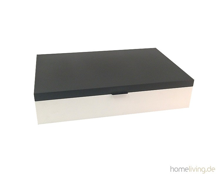 sompex schmuckbox box2 grau wei 34 x 24 x 8cm jetzt. Black Bedroom Furniture Sets. Home Design Ideas
